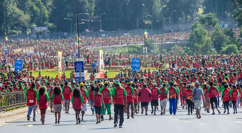 Great Ethiopian Run 2014