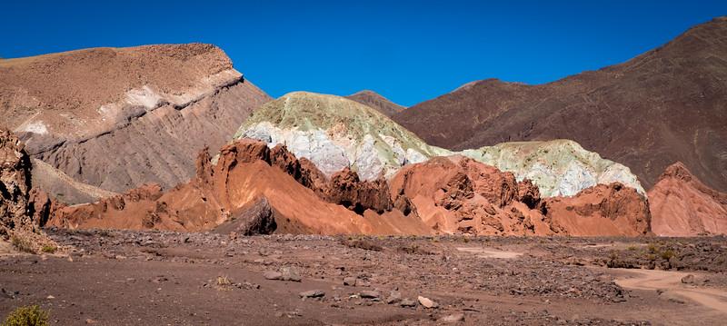 Valle Arcoiris, Rainbow Valley