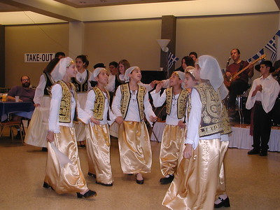 Greek Festival - A Taste of Greece - August 29, 2002
