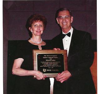 Millard and Linda honors
