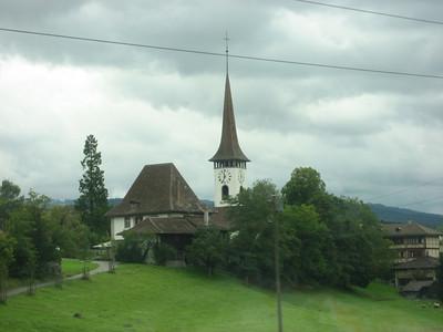 Switzerland 8 2007