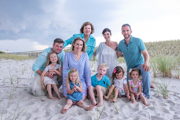 Letkowski Family Beach Shoot