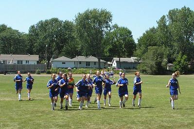 Katie - Soccer - 2006-07-08