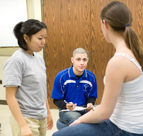 Athletic Training Class 09