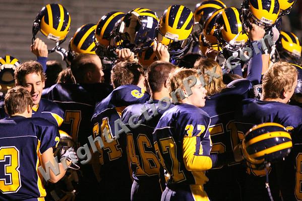 2008 10 17 CHS Varsity Football Game vs. Harrison