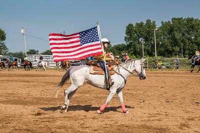 2014 Washington County Fair - Sunday 4-H Western Heritage Sunday