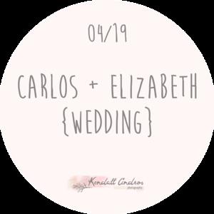 Carlos + Elizabeth