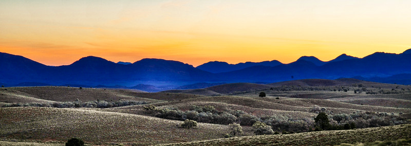 South Aust - Flinders Ranges