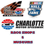 Charlotte - Motor Speedway Dirt Track Hall of Fame and Race Shops