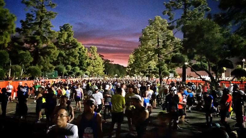 2015 03/14 to 03/15: L.A. Marathon Weekend (Snapseed Edition)