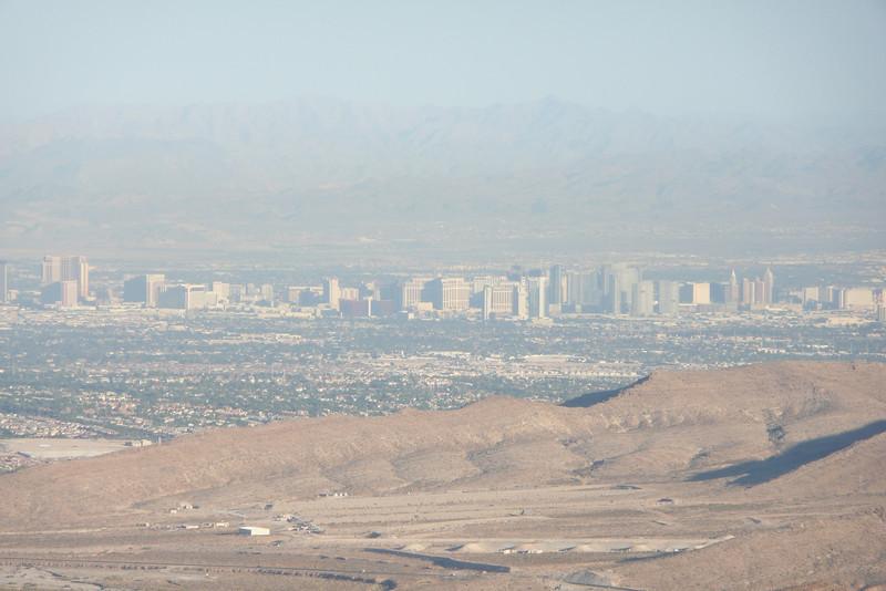 Las Vegas. Calico Tanks Trail, Red Rock Canyon