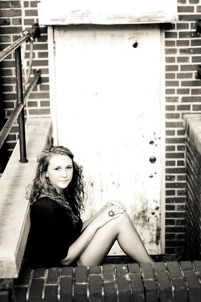 The Black and White Collection - Windows and Walls - Downtown Kannapolis