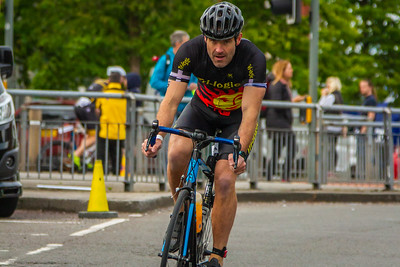 Cardiff Triathlon - Bike Pictures up to 8.00am