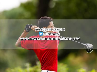 9/27/2016 - Varsity Golf - Central Catholic vs St. John's Prep