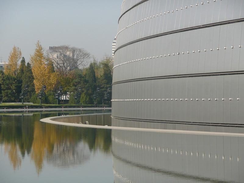 National Theater, 2010,Beijing, China