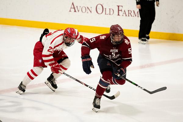 2019-20 Varsity Hockey vs. Hoosac