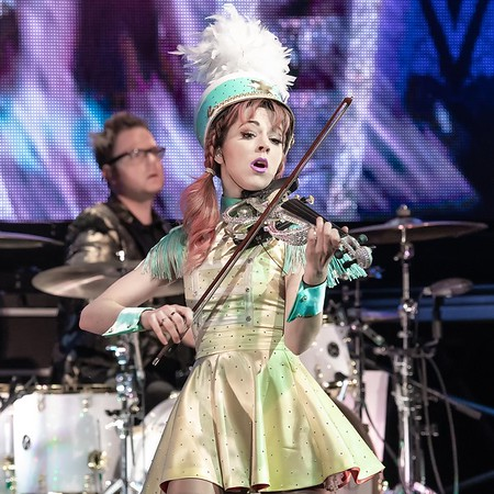 Lindsey Stirling at the Met in Philly 12/18