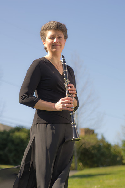 Tami and her Clarinet