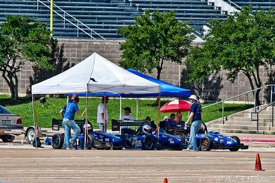 FSAE Autocross at Pennington Field 07-11-10