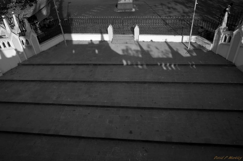 Temple Shadow