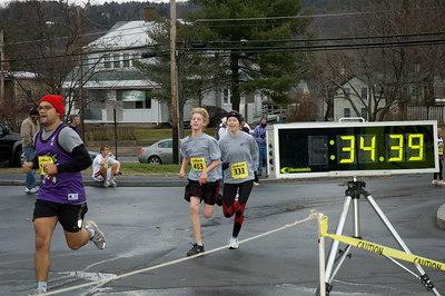 Cranberry Run 2006