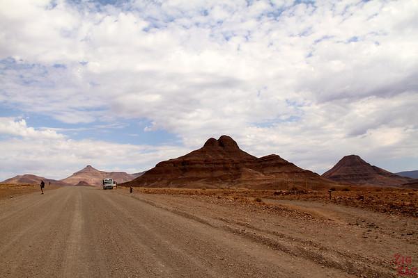 Landscape Damaraland, Namibia, photo 3