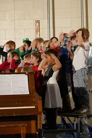 Jocelyn Christmas Concert, Kindergarten 2017