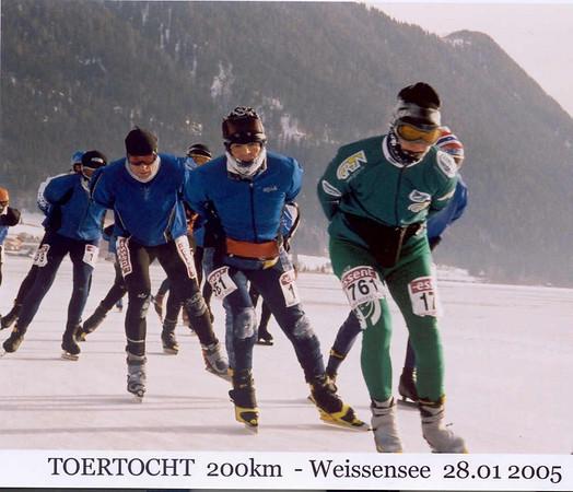 Austria, Weissensee, 2005