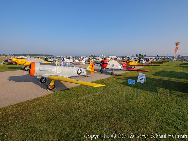 2018 EAA - Airventure - High-Angle Images