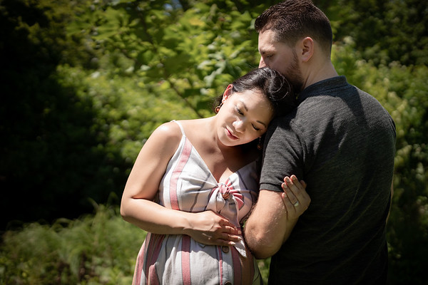 Jessica Huttlin's Maternity Shoot