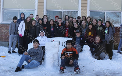 20180215 Sleepy Eye High School Snow Week Fun