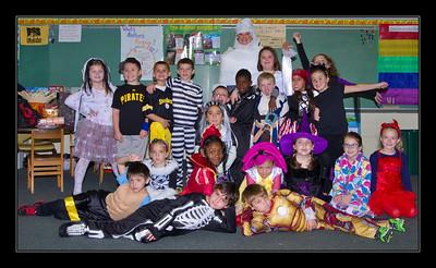 Blessed Sacrament Halloween Parade 2013