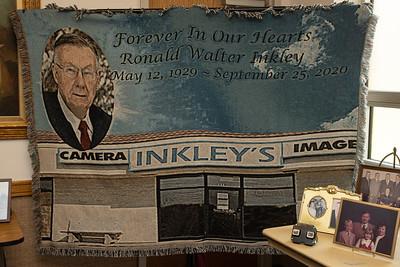 Ron Inkley Funeral