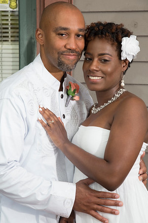 Mr. Harold and Kristie Wyatt IV Wedding