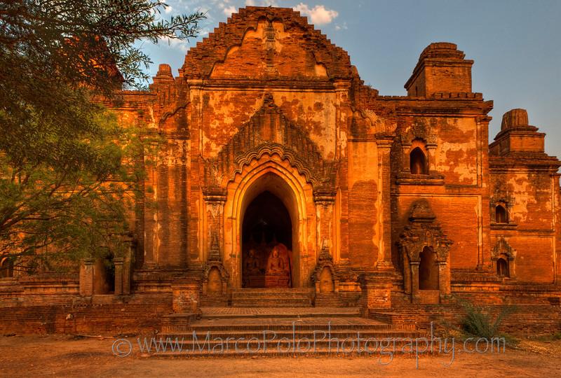 """Temples of Bagan. #1. 16"""" x 11"""""""