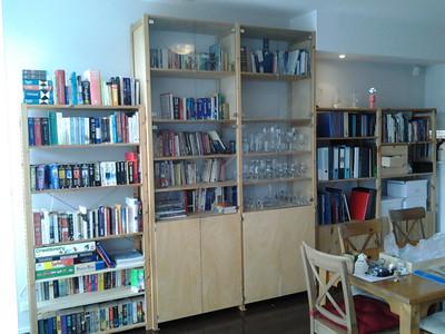 20121104 Bookcases