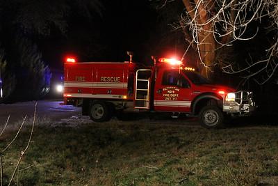 Perryton, Texas FD Farnsworth Fire