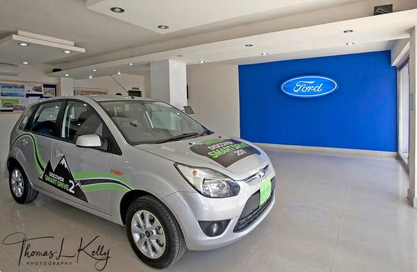 FORD - Figo: Discover Smart Drive-2011