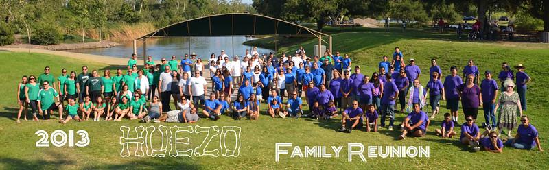 Huezo Family Reunion
