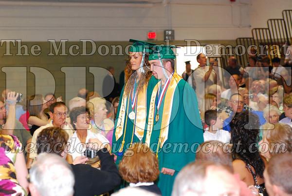 Avon HS Graduation Class of 2009 05-24-09