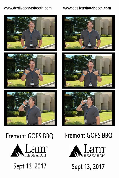 LAM Research BBQ 2017