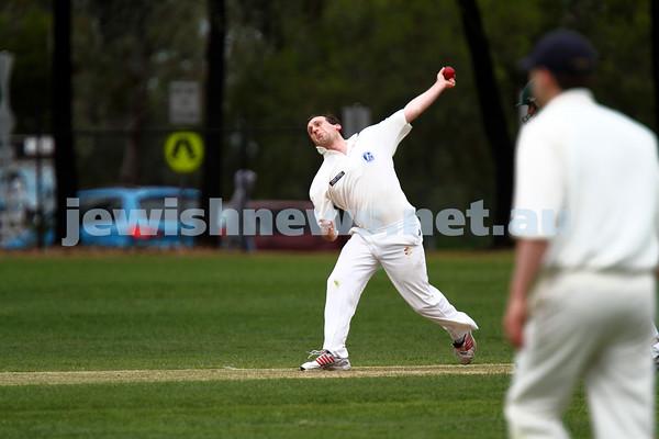 AJAX Cricket v Monash