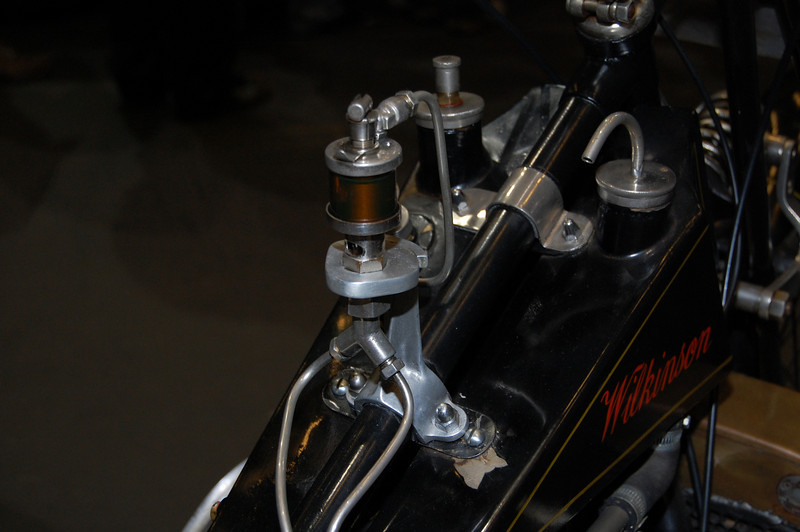 Wilkinson inline water cooled four