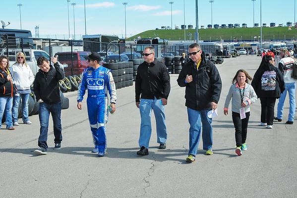 10-4-2014 NASCAR Nationwide Kansas Speedway