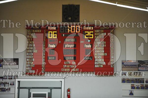 HS G Vb V BPC vs Macomb 10-08-13