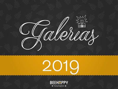 GALERIAS 2019