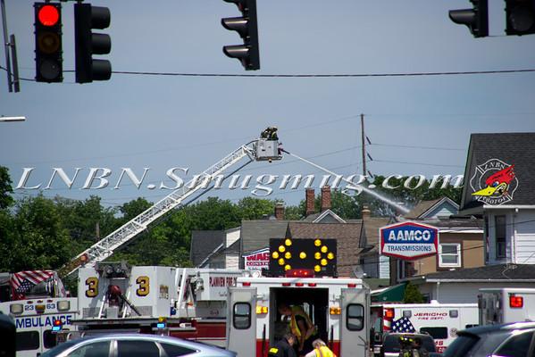 Hicksville F.D. 53 E. John St. 6-4-11