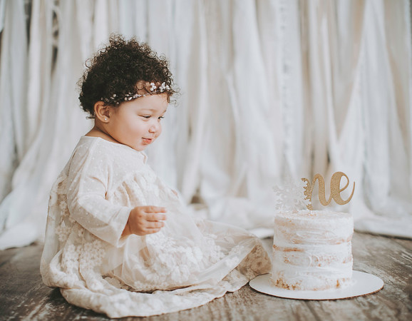 Eilyah Turns One
