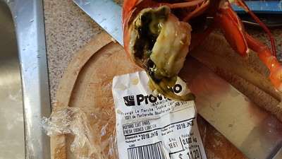 Provigo manque de cuisson homard juin 2018