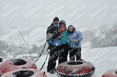 Snow Tubing 3-2-13 3-5 session